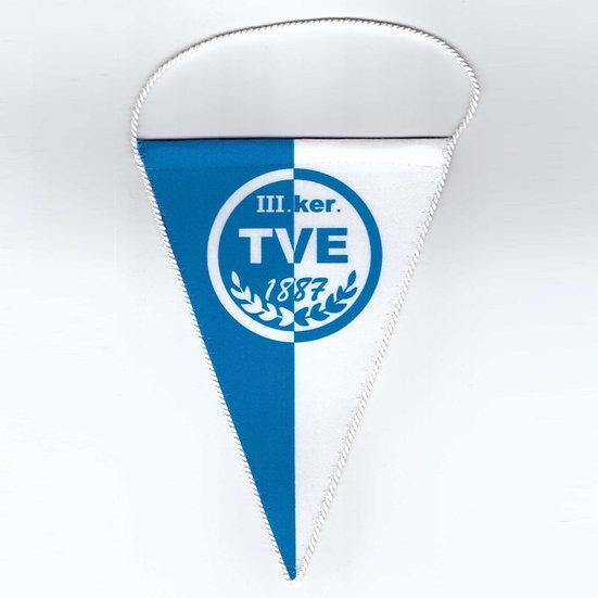 TVE kis háromszög zászló