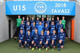 U15 Évértékelő 2017-2018