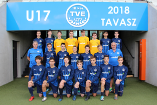 U17 Évértékelő 2017-2018