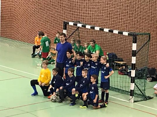 Mikulás Kupa U11 Debrecen