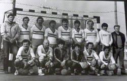 1981, TTVE Kézilabda Csapat