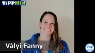 Vályi Fanny beharangozója - Hajrá Kerület!