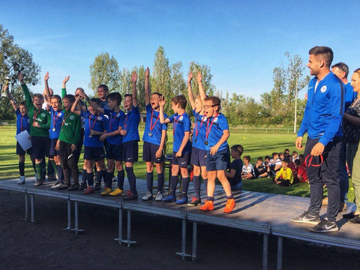 Nyuszi Kupa Almásfüzitő 2019 - U10