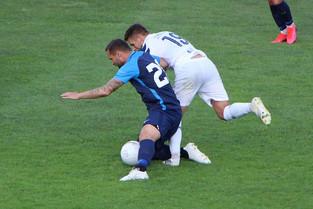 NBIII. 10. III. KER. TVE - PUSKÁS FC II.  2-0 (1-0)