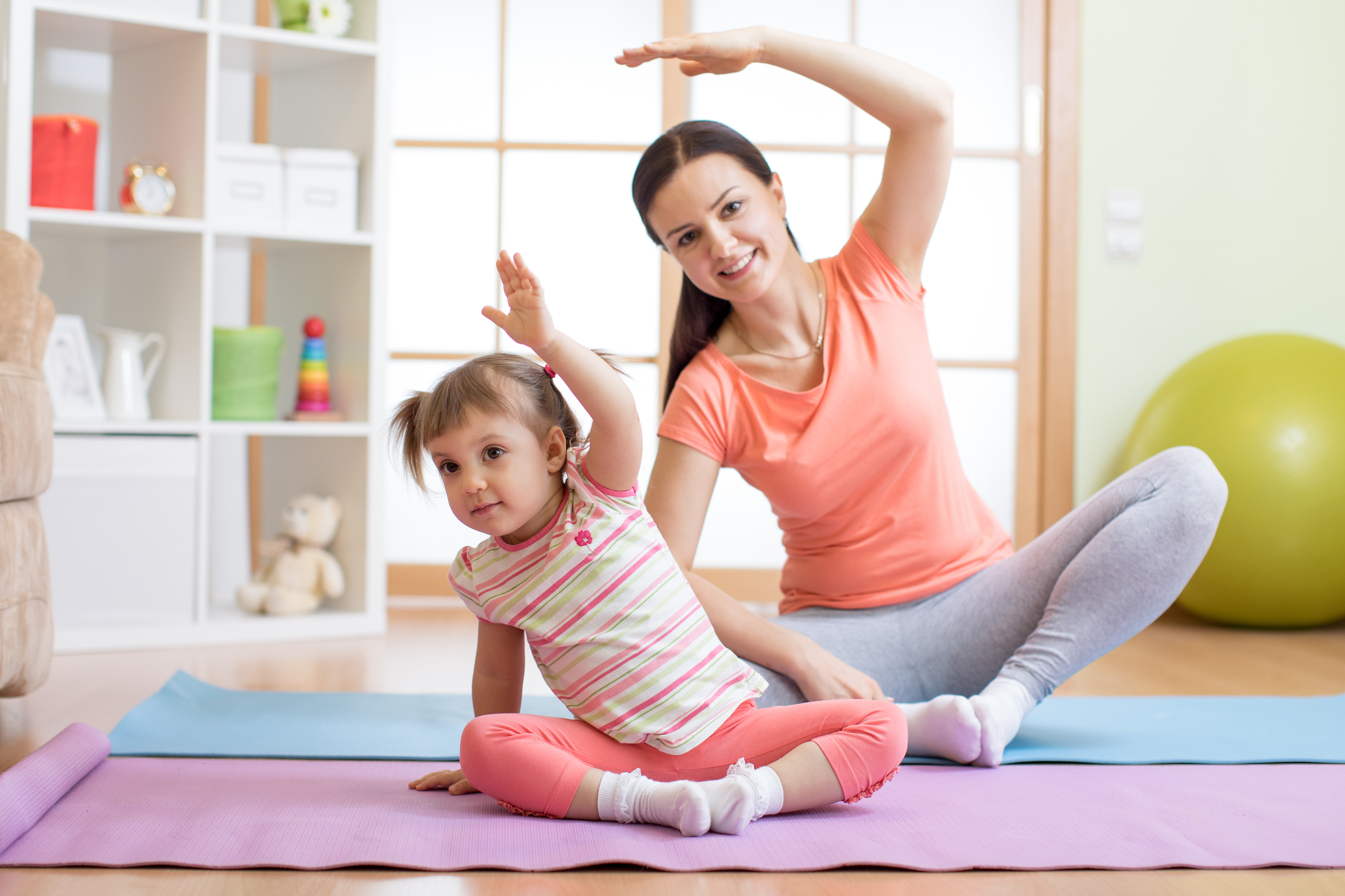 Kid yoga - 18/30 mois