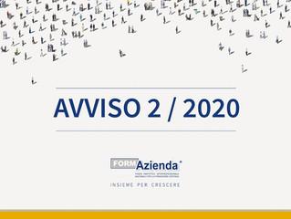 Avviso 2/2020 Formazienda