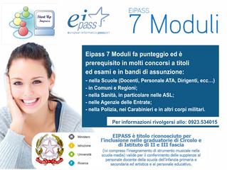 Eipass 7 moduli