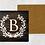 Thumbnail: Laurel Wreath Sandstone Coasters (Set of 2)