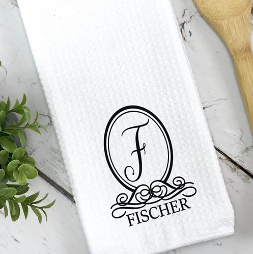 Elegant Kitchen Towel