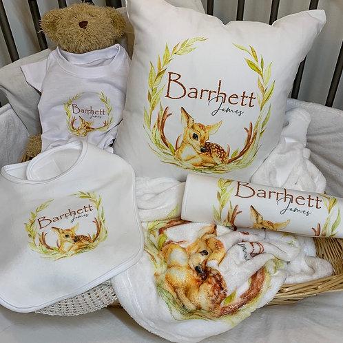 Deer Baby Gift Set
