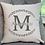 Thumbnail: Decorative Name Pillow