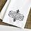 Thumbnail: Fleur-de-lis Kitchen Towel