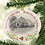 Thumbnail: Home for the Holidays Ornament