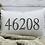 Thumbnail: Zip Code Pillow