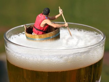 Pitchers of Beer, Short Legs, and Safety Risks