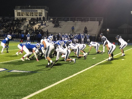 Cranbrook exits MHSAA playoffs with loss to Lamphere, looks to build on growth next season.