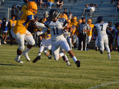 Cranbrook throws season-opening shutout; defeats Redford Union Panthers 13-0 for on-the-road footbal