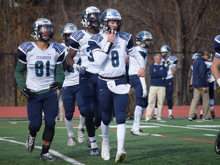 Game Preview- The Bloomfield Hills Cranbrook Cranes face the Hamtramck Cosmos in season opener.