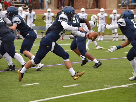 The Bloomfield Hills Cranbrook Cranes (2-1) (0-1) fall to the University of Detroit Jesuit Cubs (2-1