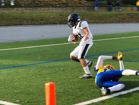 Cranbrook falls to Redford Union 16-8 in season finale; focuses on MHSAA playoffs.