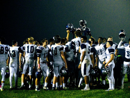 Cranbrook to face University Liggett in Week 8 prep football contest.