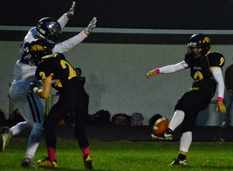 Game Preview- Cranbrook  (3-3) to face Lutheran North (3-3) in CHSL road showdown.