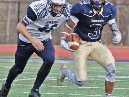 Game Preview-The Bloomfield Hills Cranbrook Cranes (7-2) face the Detroit Country Day Yellowjackets