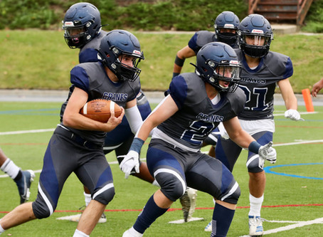 Cranbrook shut out 14-0 by Lutheran North; falls to 0-2 on the season.