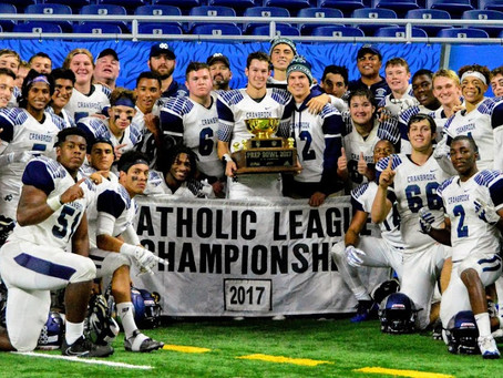 Cranbrook overpowers Everest Collegiate 42-7; wins Back-to-Back Prep Bowl Titles