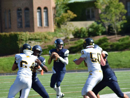 Game Preview- Cranbrook faces big test against Lutheran North Mustangs in Week 7 divisional pairing.