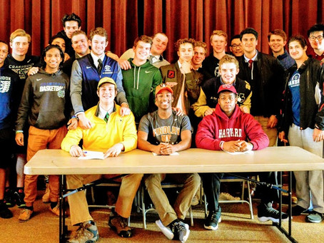 Signing Day Special Edition- Cranbrook Football 2018