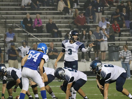 Game Preview- The Bloomfield Hills Cranbrook Cranes (6-2) (4-1) face the Waterford Our Lady of the L
