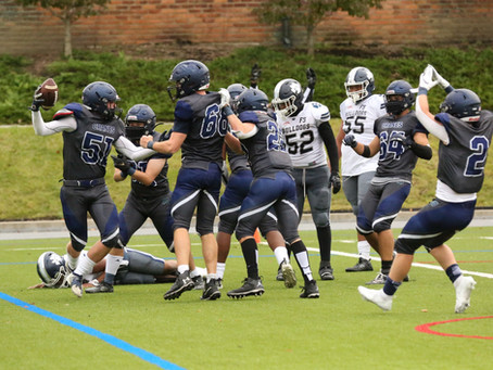 Cranbrook grounded by Detroit Loyola 26-13 in 2020 season opener.