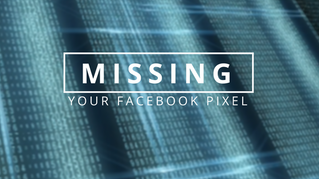 MISSING: Your Facebook Pixel