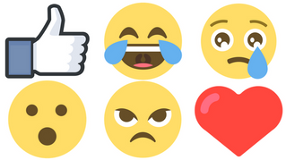 Facebook Reactions Aren't Just A Gimmick, They're Serious!