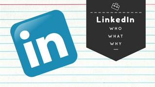 LinkedIn: Who, What, Why?