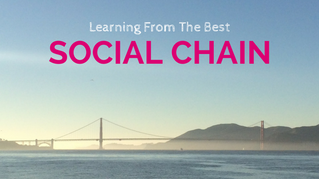 Learning From The Best: Social Chain