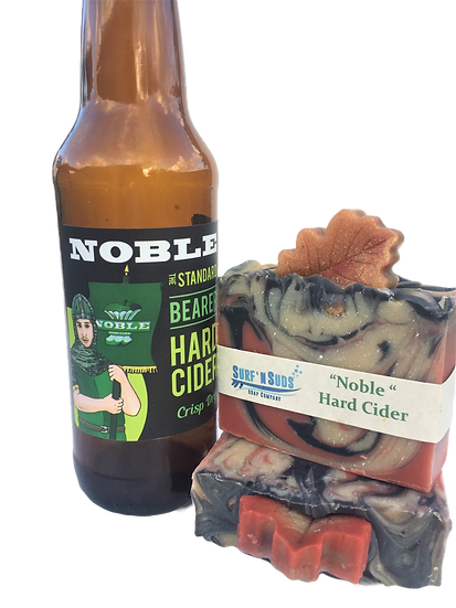 Noble Brewery Hard Cider Soap