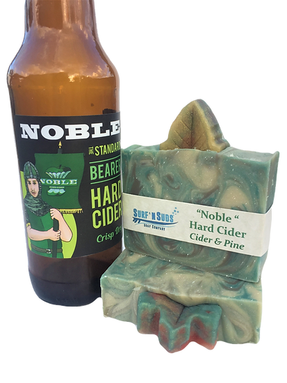 Noble Brewery Hard Cider & Pine Soap