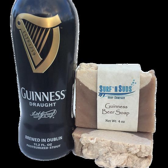 Guinness - Beer Soap