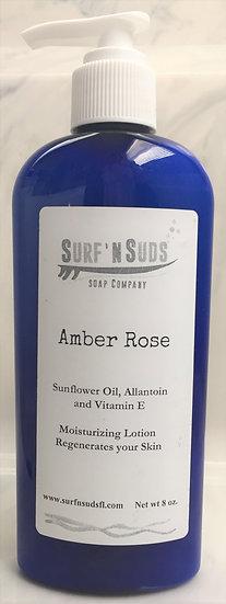 Amber Rose Lotion