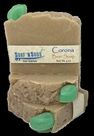 Corona Beer Soap