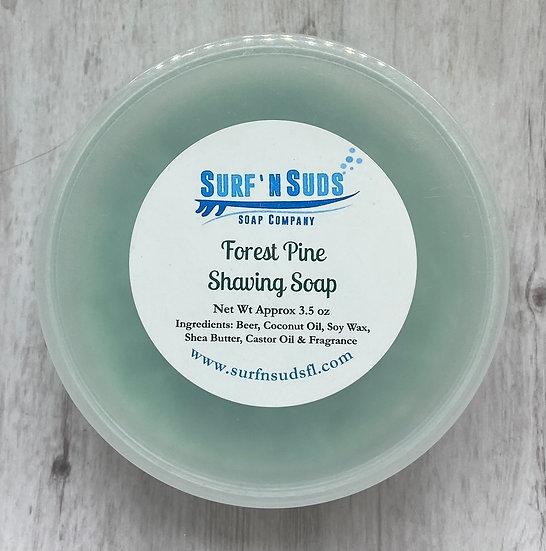 Forest Pine Shaving Soap