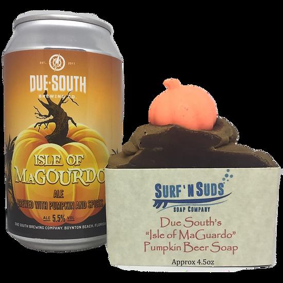 Pumpkin Beer Soap