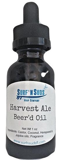 Harvest Ale Beard Oil