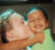 Hailee Harris and Nicaraguan Baby