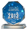 Fionda judged best website design company in Santa Barbara county  5 years in a row.