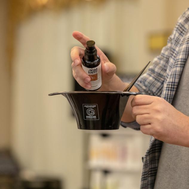 Alfa Parf Hair Equipment