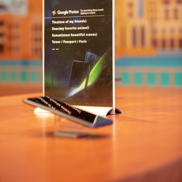 Infinix Mobile Laying On Table