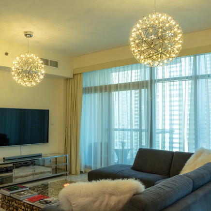 Interior Photography Of A Living Room